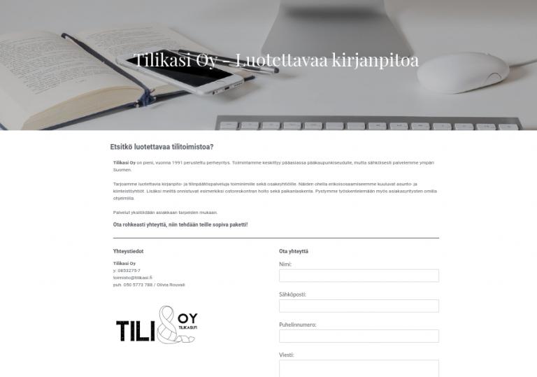 Tilikasi.fi